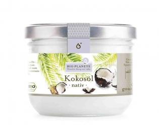 Bio Planet Kokosöl nativ 0,4 l