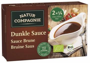 Natur Compagnie Dunkle Sauce feinkörnig 42g