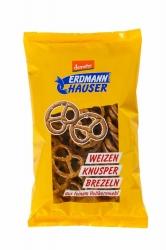 Erdmannhauser Getreideprodukte  Demeter Weizenvollkornknusperbrezeln 125g