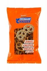 Erdmannhauser Getreideprodukte Demeter Dinkel Knusperbrezeln 125g