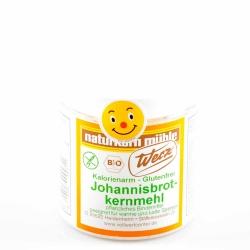 Naturkorn Mühle Werz Johannisbrotkernmehl glutenfrei 100g