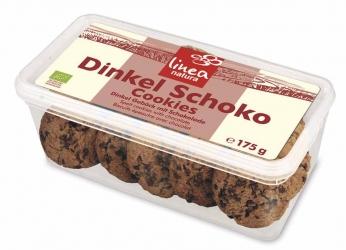 Linea Natura Dinkel Schoko Cookies 175g
