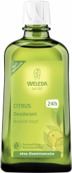 Weleda Citrus Deodorant Nachfüllflasche 200ml
