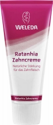 Weleda Ratanhia-Zahncreme 75ml