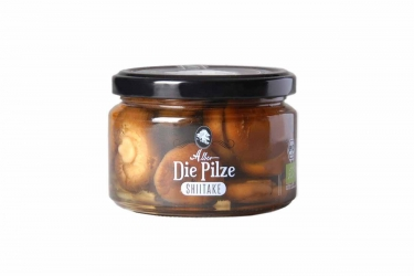 Alber Die Pilze: ´Bio-Pilze Shiitake´ 250g