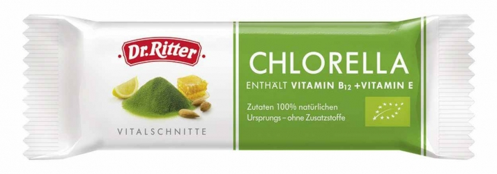 Dr. Ritter Vitalschnitte Chlorella 40g