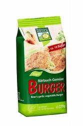 Bohlsener Mühle Bärlauch Gemüse Burger 275g