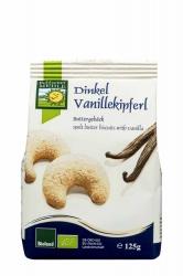 Bohlsener Mühle Dinkel Vanillekipferl Buttergebäck 125g