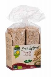 Bohlsener Mühle Sesam & Dinkel Snäckebrot 200g