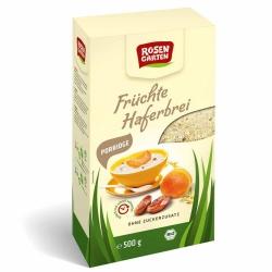 Rosengarten Porridge Früchte Haferbrei 500g