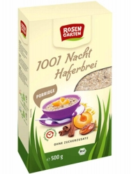 Rosengarten Porridge 1001 Nacht Haferbrei 500g