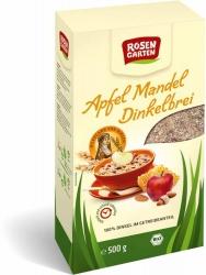 Rosengarten Apfel-Mandel Dinkelbrei 500g