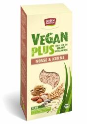 Rosengarten Vegan Plus Müsli Nüsse & Kerne 375g