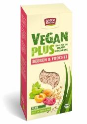 Rosengarten Vegan Plus Müsli Beeren & Früchte 375g
