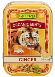Rapunzel Organic Mints Ginger 50g