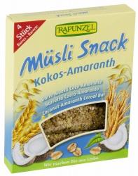 Rapunzel Müsli Snack Kokos-Amaranth 4x29g