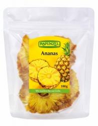 Rapunzel Ananas Ringe 100g