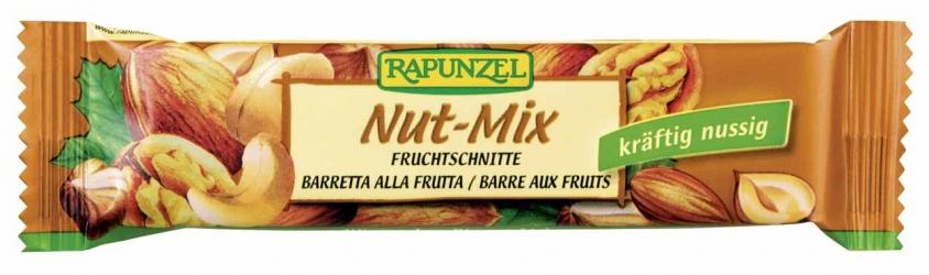 Rapunzel Fruchtschnitte Nut Mix 40g
