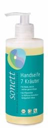 Sonett Handseife 7 Kräuter 300ml