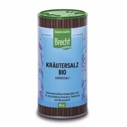Gewürzmühle Brecht Kräutersalz Bio Gewürzsalz 200g