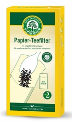 Lebensbaum Teefilter Gr.2 100Stück