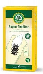 Lebensbaum Teefilter Gr.4 100Stück