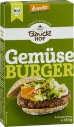Bauckhof Gemüseburger Demeter 160g