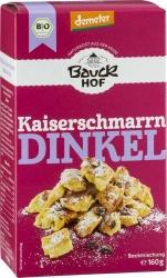 Bauckhof Dinkel Kaiserschmarrn Demeter 160g