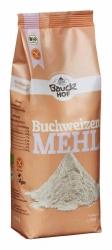 Bauckhof Buchweizenmehl Vollkorn glutenfrei Bio 500g