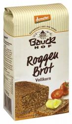 Bauckhof Roggenbrot Vollkorn Demeter 500g