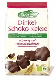 Allos Dinkel Schoko Kekse 125g