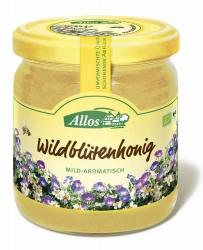 Allos Wildblütenhonig 500g