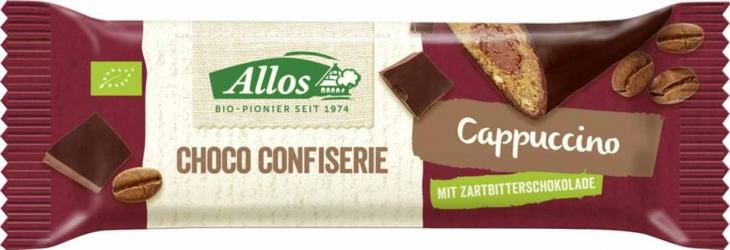 Allos ChocoConfiserie Cappuccino 35g