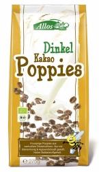 Allos Dinkel Kakao Poppies 275g