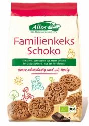 Allos Familienkeks Schoko 200g