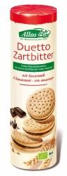 Allos Duetto Zartbitter 330g