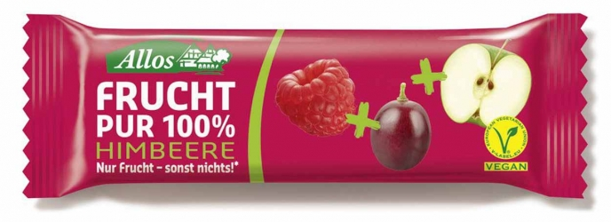 Allos Frucht Pur 100% Himbeere 30g