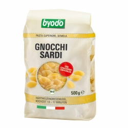 Byodo Gnocchi Sardi semola 500g