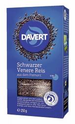 Davert Schwarzer Venere Reis aus dem Piemont 250g