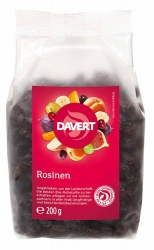 Davert Rosinen 200g