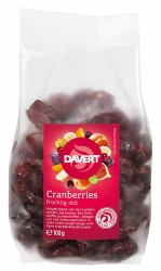 Davert Cranberries 100g