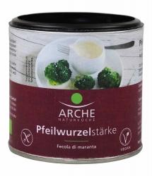 Arche Naturküche Pfeilwurzelstärke 125g