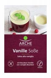 Arche Naturküche Vanille Soße 3Stück