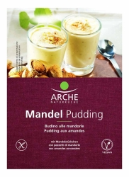 Arche Naturküche Mandel Pudding 46g