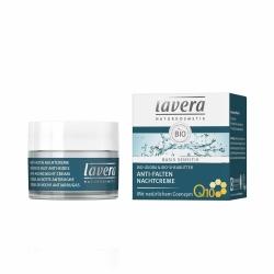 Lavera basis sensitiv Anti-Falten Nachtcreme mit natürlichem Coenzym Q10 50ml