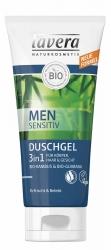 Lavera Men Sensitiv Duschgel 3in1 für Körper, Haar und Gesicht 200ml