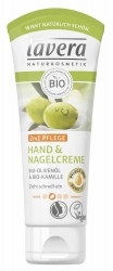 Lavera Hand- und Nagelcreme 2in1 Pflege Bio-Olivenöl & Bio-Kamille  75ml