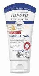 Lavera Handbalsam SOS Hilfe Bio-Macadamianussöl & Bio-Karitébutter 50ml
