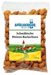 Spielberger Mühle Schwäbische Weizen-Backerbsen kbA 150g