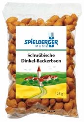 Spielberger Mühle Schwäbische Dinkel-Backerbsen kbA 125g